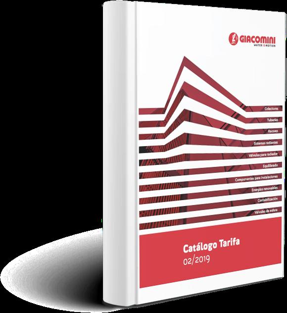 catalogo productos giacomini canarias 2020